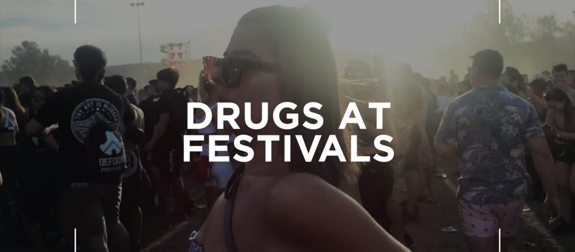 Drug Offences at Music Festivals